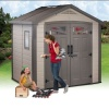Keter Bellevue Garden Shed 8 x 6.5 ft product image