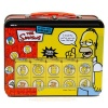 Simpsons Dominos Set with Collectable Lunchbox