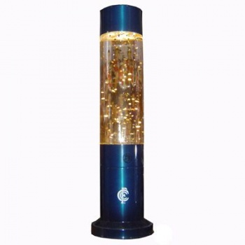 AFL Glitter Lava Lamp, Carlton Blues