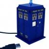 Dr. Who Tardis USB Hub, 4 Port USB Hub product image