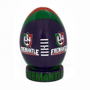 AFL Tow Ball Cover, Fremantle Dockers
