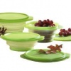 Collapsing Food Storage Containers, Flatout Containers product image