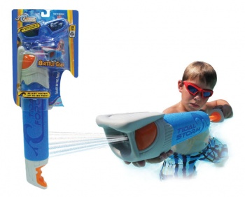 Tidal Storm Battle Gear, Water Gun