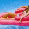 Cool Chair, Relaxing Pool Lounge Chair, Pink product image