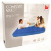Bestway Inflatable Flocked Air Mattress, Queen Bed Air Mattress product image