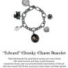New Moon, Edward Chunky Charm Bracelet product image