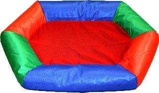 Aqua Duck Pool Float, Bean Bag Pool Float