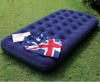 Flocked Double Air Mattress, Flocked Air Bed
