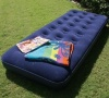 Flocked Single Air Mattress, Flocked Air Bed