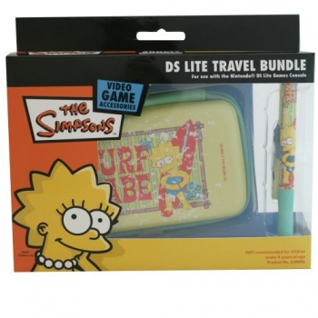 DS Lite Travel Pack, Lisa Simpson Travel Pack