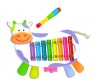Kids Toy Xylophone, Cow Product Image
