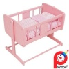 Pintoy Dolls Furniture, Pintoy Dolls Swinging Crib