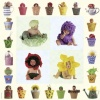 Anne Geddes Jigsaw, Flower Pot & Babies 1000pc