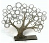Metal Decor, Large Tree Candleholder