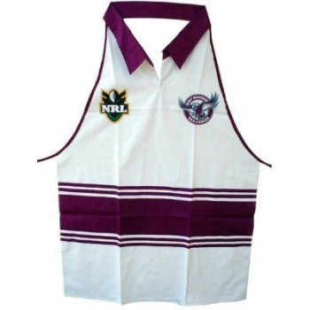 NRL Sea Eagles BBQ Apron