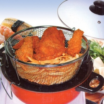 3 in 1 Deep Fryer & Steamer