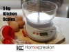 Electronic Kitchen Scales, 5kg Capacity