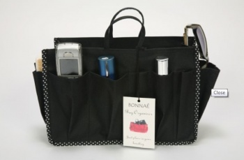 Bag Organiser, Small 22cm
