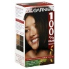 Garnier Vibrant Colours, 401 Vibrant Deep Brown