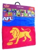 AFL Kids Beach Poncho, Ages 3 plus, Brisbane Lions