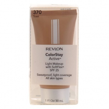 Revlon Colorstay Active Light Makeup with SoftFlex, Toast