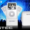 DgTec Portable Mini Speaker with Docking station and Subwoofer-Model product image