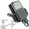 3 in 1 ipod Car Kit with FM Transmitter