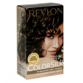 Revlon Colorsilk Dark Brown N30, Permanent