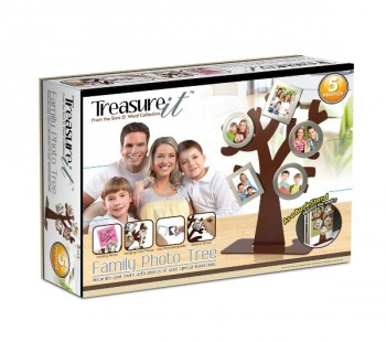 Treasure It, Family Photo Tree