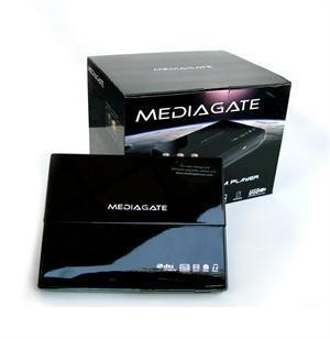 MediaGate MG-M2TVD 1080P Media Player