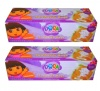 Lot of 2 Dora The Explorer Resealable Sandwich Bags (20 Bags)