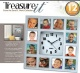 View Treasure It Photo Frame Wall Clock