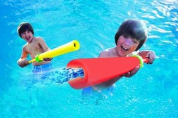 Blade Blaster, Water Gun, Pool Toy