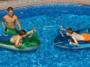 Manta Ray Dual Squirter 2 Pack Pool Floats