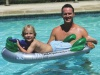 Airtime, Jackhammer Rocket Surf Board with Water Gun | in Pool Toys