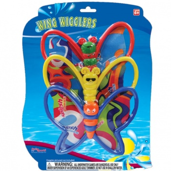 Swimsportz Dive Toy, Wing Wigglers
