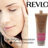 Revlon Age Defying Spa Foundation with Bonus Concealer, Light Medium product image
