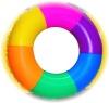 Rainbow Swim Ring, 60cm, Aquafun