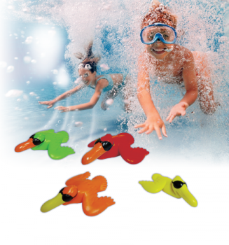 Crazy Bird Divers, Dive Toy