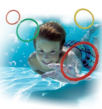 Swimsportz Dizzy Dive Rings | in Diving Games
