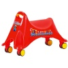 Mookie Whirlee Ride On, Red