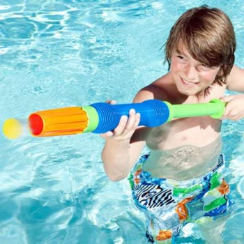 Swimways Combo Blaster, Water Gun & Ball Launcher