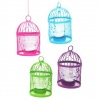 3 x Birdcage Tealight Holders