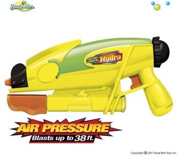 Buy Bee Bee Gun http://idealshop.com.au/p/buzz_bee_hydra_water_gun