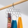 InterDesign Axis Scarf Holder, Chrome product image
