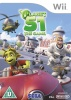 Planet 51 The Game, Wii Game
