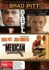 Brad Pitt, Babel & The Mexican DVD