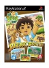 Go Diego Go: Safari Rescue Playstation 2 Game