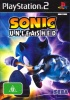 Sonic Unleashed Playstation 2 Game