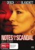 Notes On A Scandal DVD, Cate Blanchett